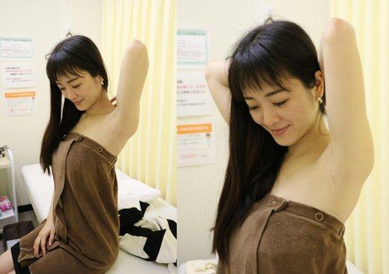 西村理沙さん(モデル)