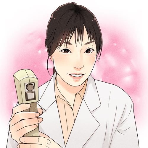 若林看護師