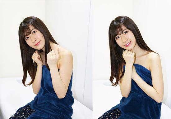 石田晴香さん(声優・女優・元AKB48)脱毛2